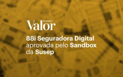 88i recebe aval da Susep para iniciar operações no ambiente do Sandbox