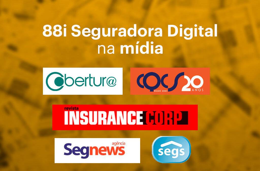 88i Seguradora Digital impulsiona parcerias com plataformas