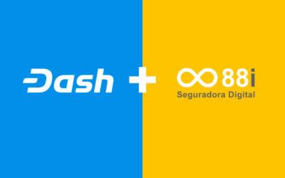 88i Seguradora Digital recebe investimento da Dash e se prepara para blockchain