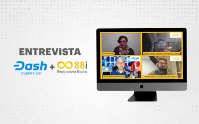 88i Seguradora Digital é a primeira empresa brasileira a receber aporte milionário da Dash