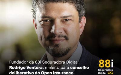 Fundador da 88i Seguradora Digital é  eleito para Conselho Deliberativo do Open Insurance